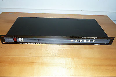 Kramer VS-601N 6X1 Vertical Interval Video/Audio Switcher