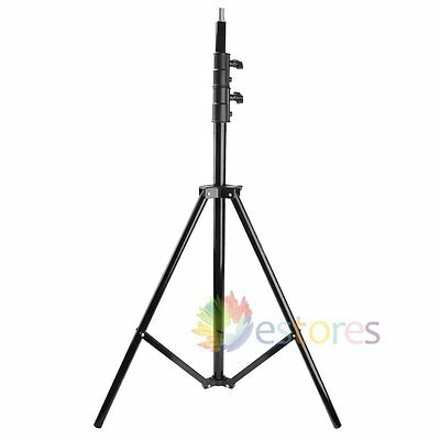 Godox SN-303 98-295cm Foldable Studio Flash Strobe Light Stand Tripod Support【UK