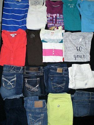 Huge Junior Girls Clothes Lot...size 0 and x-small...Super Nice!!