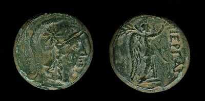 PCC MYSIA, Pergamon. Early-mid 2nd century BC. Æ (19mm, 6.0g)