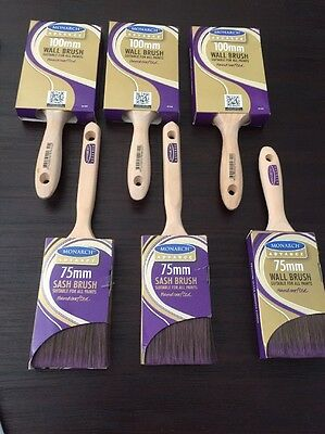 Mornarch Advance Paint Brushes