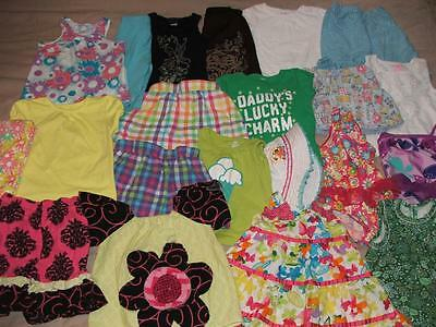 Girls Spring Summer Clothing Lot Size 18-24 Months 2T Euc