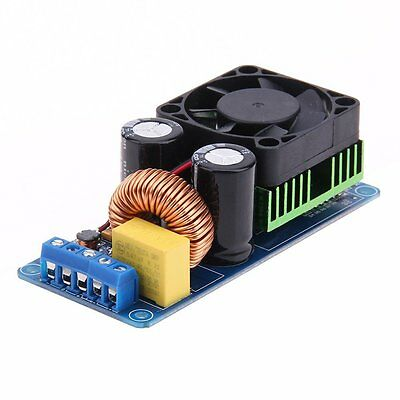 IRS2092S 500W Mono Channel Digital Amplifier Class D HIFI Power Amp Board G1E6