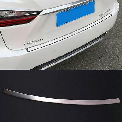 Outer Rear Bumper Sill Protector Cover Trim For Lexus RX270 RX350 RX450H 2010-15