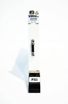 National Instruments NI PXI-8360 MXI-Express Interface, PXI Remote Control Mod.