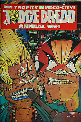 Judge Dredd Annual (1991)