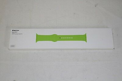 NEW Genuine Apple Watch Sport Band for 42mm Apple Watch - GREEN MJ4U2ZM/A