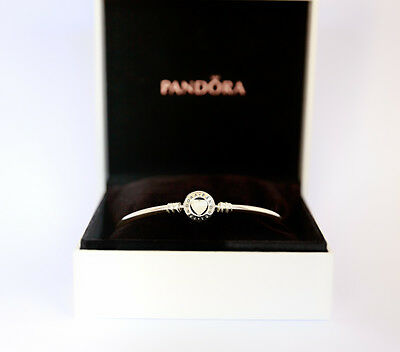 Pandora Mother's Day 2017 Bangle 19cm AUTHENTIC BNWT