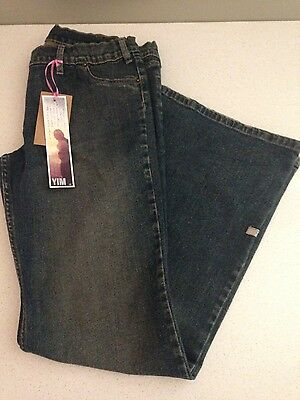 Ladies size 12 maternity jeans