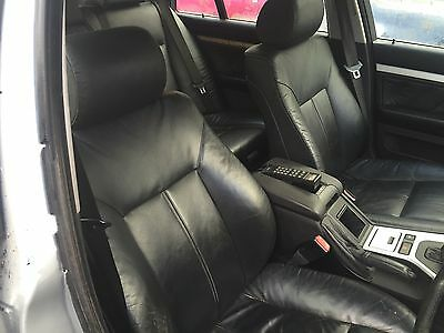 Bmw E39 Touring Estate Full Black Leather Interior Seats Doorcards