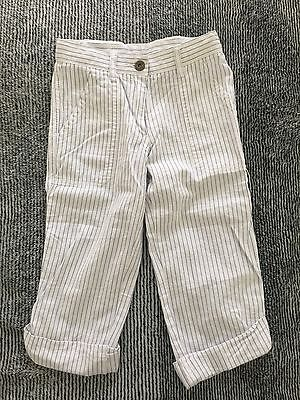 Seed Girls Stripe Pants Size 3-4 years