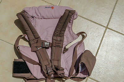 Ergobaby Four Position 360 Baby Carrier Taupe and Lilac Brand new