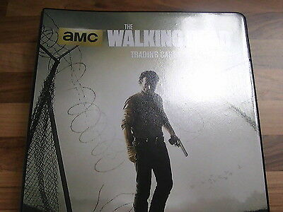 The Walking Dead Season 4 Part 2 Trading Cards and Binder Cryptozoic