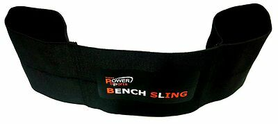 BENCH SLING Push Up Slings Straps for Benching Weight Crossfit Strength Gym