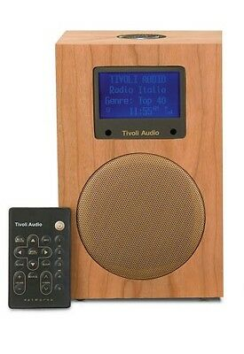 Tivoli Audio Networks+ Radio Internet e FM (GARANZIA 2 ANNI /2 Years Warranty)