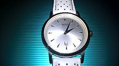 Hugo Boss Mens Quartz Watch Spare Or Repair