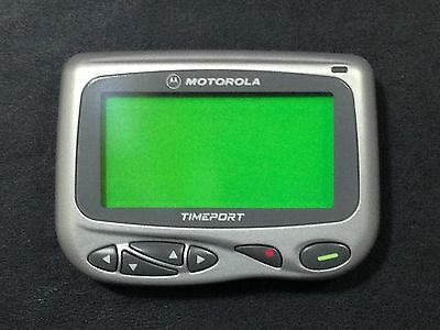 NEW SILVER CP1250 GAMBLING SPORTS PAGER w/ HOLSTER