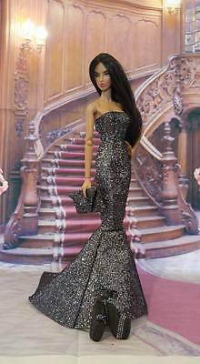fashion-royalty, outfit fr2, OOAK outfit shoes, fashion royalty, FR 2, FR 3