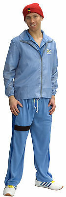 Life Aquatic Captain Deluxe Costume Adult Standard