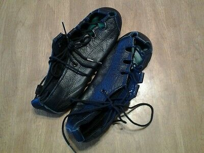 Ghillies Irish Dancing Shoes size 2, used