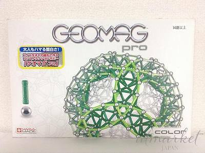Geomag World PRO Metal Building KIT color 100 Pieces 064 from Japan F/S