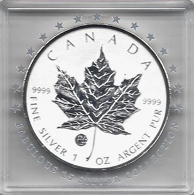 Maple Leaf 2011 Fabulous 15 Privy Mark F15 5$ 1 Unze Silber max. 5.000Ex.! RAR!