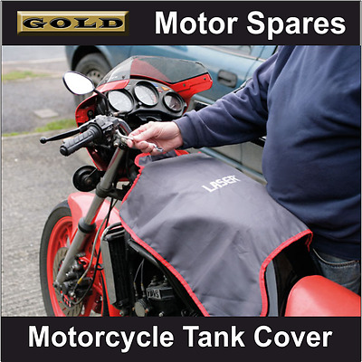 Laser - Motorcycle Tank Protector Cover - Motorbike Care & Accessories
