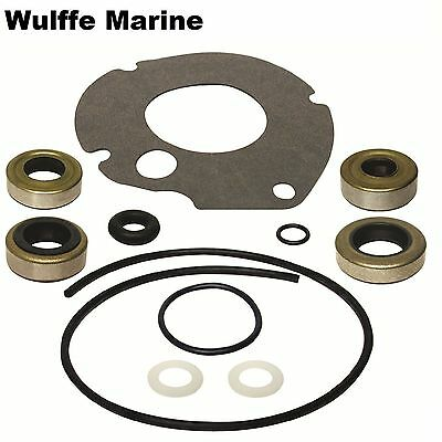 Lower Unit Gearcase Seal Kit for Johnson Evinrude 5.5  6  7.5 hp replcs 18-2679