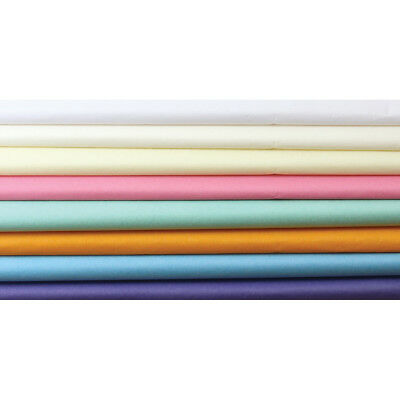 "Tissue Paper 20""X30"" 24/Pkg 3 Each Of 8 Pastel Colors 88202"
