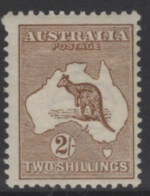 Australia Sg12 1913 2/= Brown Mtd Mint