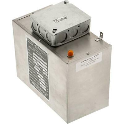 H3473 Grizzly Static Phase Converter - 6 to 10 HP