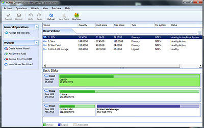 AOMEI Partition Assistant Pro Latest Edition - Hard Disk Tool Resize Move Split