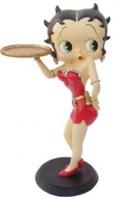 Betty Boop Waitress 3 ft Statue - New In Box