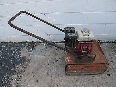 """GP3000 MBW 16"""" x 20"""" Plate Compactor GROUND POUNDER"""