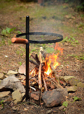 Barbeque BBQ PraktikGrill Portable Solid Simple Innovative Camping Outdoor