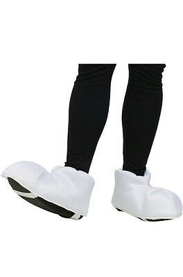 Brand New Cartoon Feet Adult Shoe Covers Halloween Costume Accessory