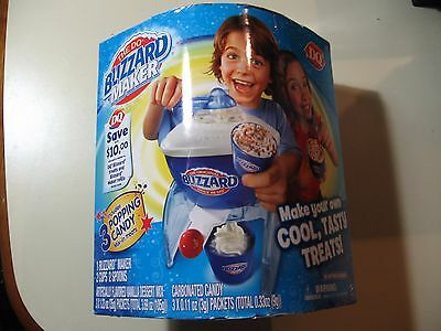The DQ (Dairy Queen) Blizzard Maker, Brand New and Sealed