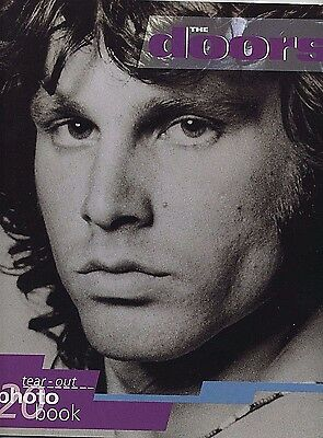 The Doors A Tear Out Photo Book - 16 Poster Size Pin Ups - Jim Morrison