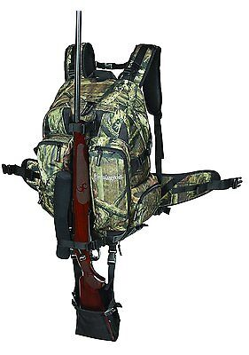 Twin Mesa Day pack -hunting rifle hiking backpack deer fishing camping long gun