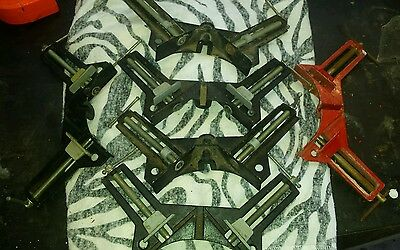 Mitre joint clamps x 6