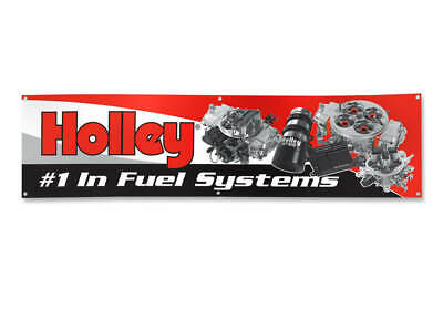 Holley 36-33 Holley #1 in Fuel Systems Banner