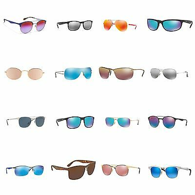 Ray Ban Sunglasses - Chromance - LightRay - Aviator - Polarized & Non Polarized