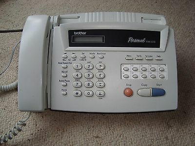 Brother Personal fax 515
