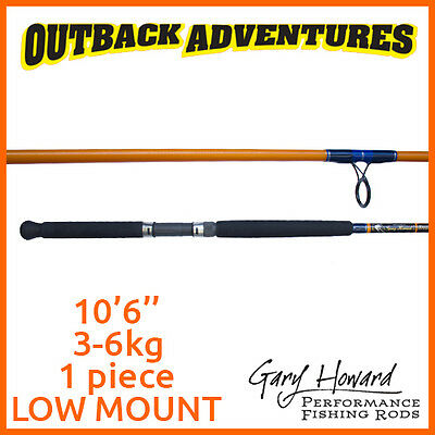 Gary Howard Breambo 5W 10'6'' Fishing Rod 10Ft6 3-6Kg 1 Piece Low Mount