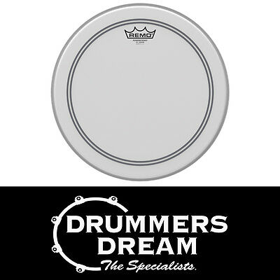"Remo 14"" Powerstroke 3 Coated Snare Drum Head / Skin P3-0114-BP"
