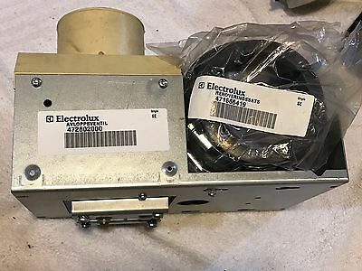 Wascomat Drain Valve 472602000 With Rubber Coupling & Clamp Set (471666419)