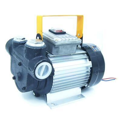 482125 220V Portable Diesel Self-Priming Transfer Pump Brushless Induction Motor