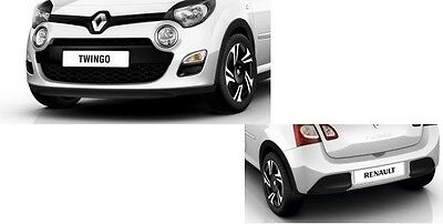 Kit Carrosserie Sport Carbon Look_RENAULT TWINGO 2 II_8201302152_Body kit