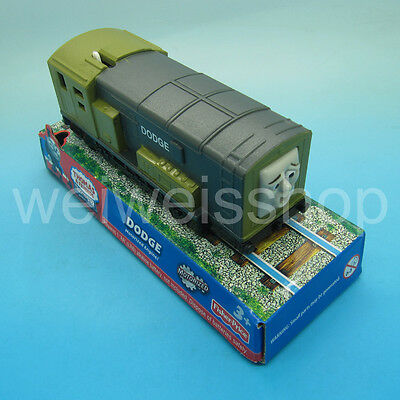 New Packing Fisher-Price Trackmaster Thomas & Friends Motorized Train Dodge