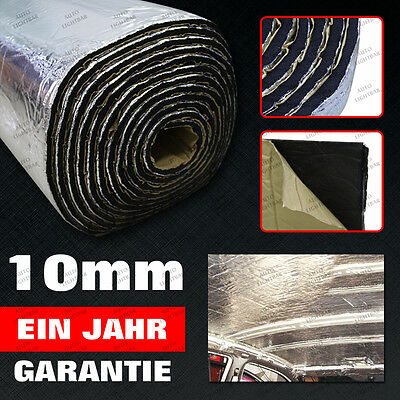 1Mx4M Sound and Heat Proofing Car Auto Sound Deadener Insulation Underlay Mat